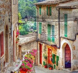 Valldemossa Village  Mallorca  Spain