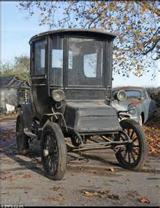 Model D Detroit Electric Car