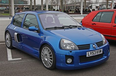 Renault Sport Clio V6 by Clio V6 Renault Sport Wikiwand