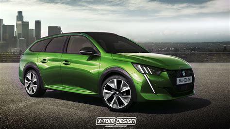 Peugeot Modelle 2020 by 2020 Peugeot 208 Wagon Looks Like A Practical Idea