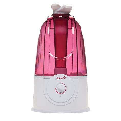 Safety 1st Quiet Ultrasonic 360 Babykids Humidifier