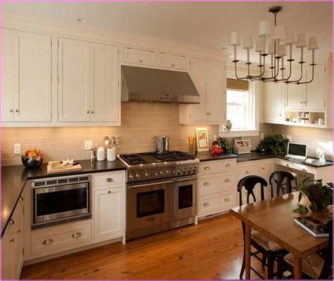 Kitchen Cabinets Biscuit Color by Daltile Biscuit Subway Tile A Colonial Kitchen