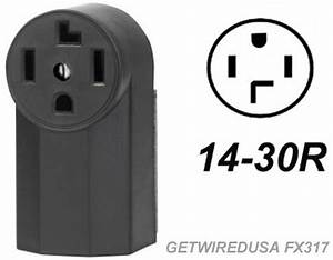 Dryer Electric Wall Outlet Female 14