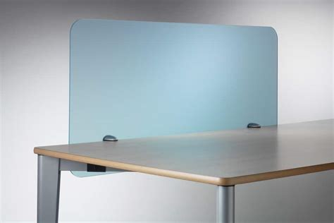 screentek acrylic screens wave office
