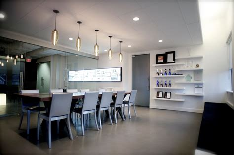 modern boardroom design love something about this lighting over the dining table modern lighting pharos modern