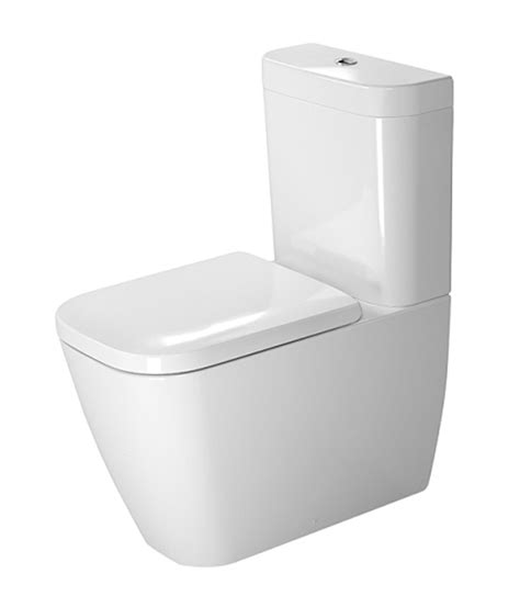 duravit happy d2 close coupled toilet with cistern and