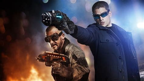 captain cold heat wave  flash wallpapers hd