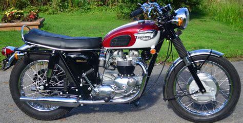 Triumph Image by 1968 650 Triumph Bonneville Photos Of The Motorcycle Rebuild