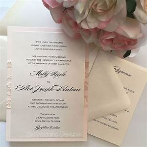 dk wedding designs invitations long island ny With weddingwire formal invitations