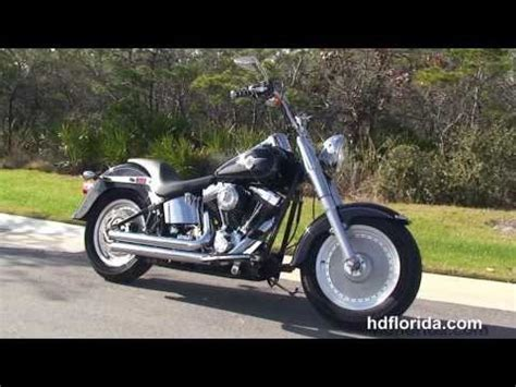 2004 Harley Davidson Fatboy For Sale