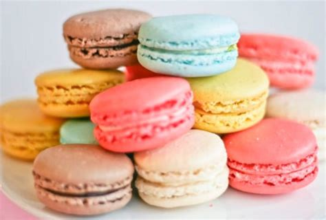 dessert avec des macarons クッキーの為に世界をまわるとかどうだろう 世界24カ国のおいしいクッキー 焼き菓子 巡り カラパイア