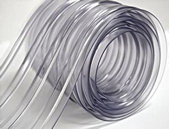 150 roll 8 quot wide ribbed pvc plastic