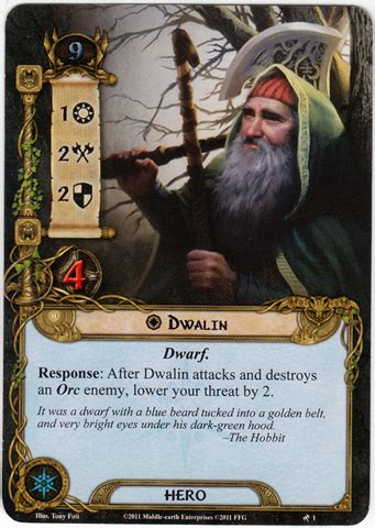 Lotr Lcg Deck Construction by Fly You Fools A Solitaire Player S Review Of Khazad Dum