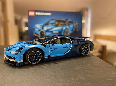 Vw group has built the bugatti chiron for one simple reason: Bugatti Chiron - ein Lego Technic Set für Sammler ...