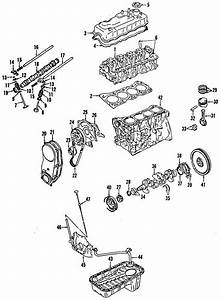 Oem 1998 Chevrolet Tracker Engine Parts