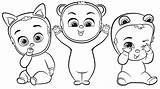 Boss Triplets Baby Bebe Coloring Pages Dessin Coloriage Couleur Les Template Et Meilleures sketch template