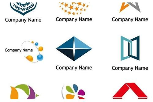 business logos vector free download