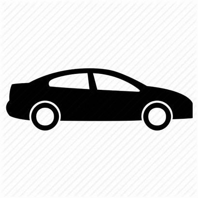 Icon Vehicle Sedan Mobile Icons Vectorified Aquamatic