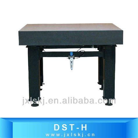 high precision granite surface plate breadboard vibration
