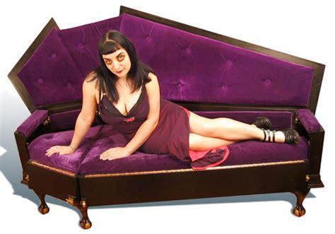Coffin Couch By Von Erickson