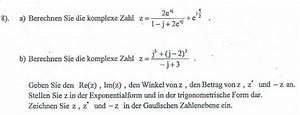 Prozentuale änderung Berechnen : berechnen sie die komplexe zahl mathelounge ~ Themetempest.com Abrechnung