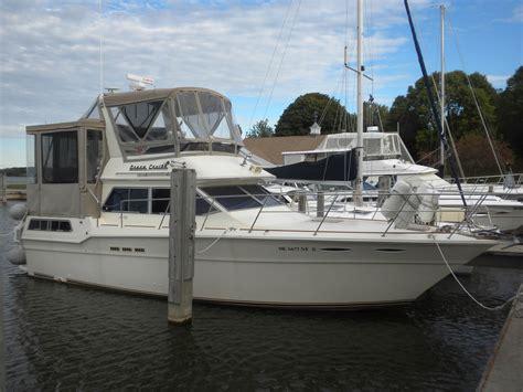 sea ray  aft cabin power boat  sale www