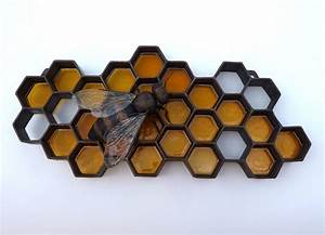Honey Bee and Honeycomb metal wall sculpture on Behance