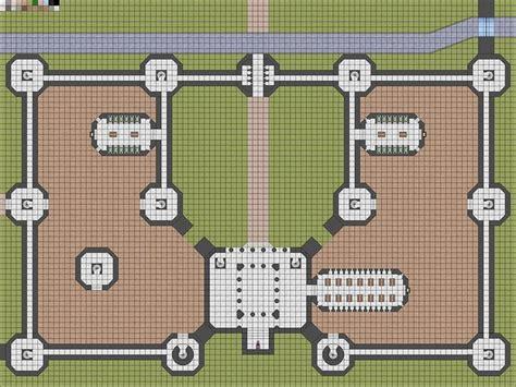 I'm Making A Huge Castle On Survivalcraft But I'm Using