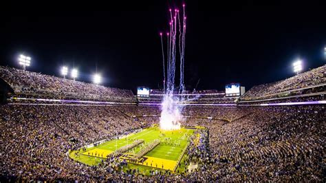 Saints in talks to hold games at Tiger Stadium