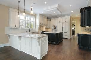 Off White Cabinets With Brown Glaze by 53 Spacious Quot New Construction Quot Custom Luxury Kitchen Designs