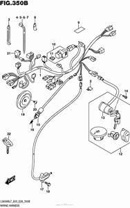 Wiring Harness  Ls650bl7 E28  For 2017 Suzuki Ls650