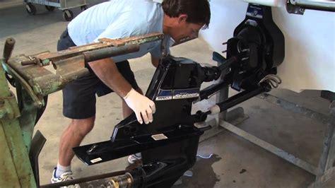 remove replace change mercruiser marine bravo