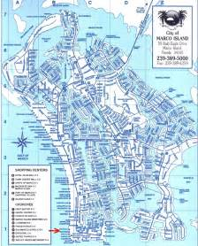 Marco Island Florida On Map