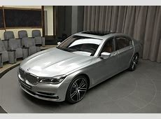 Posh BMW 760Li xDrive V12 'Excellence' Is An M Performance