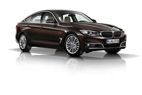 BMW Car : Bmw 3-series Gt Unveiled