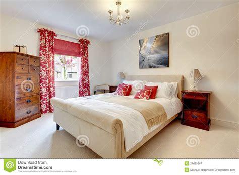 les belles chambres a coucher chambre à coucher moderne photographie stock libre
