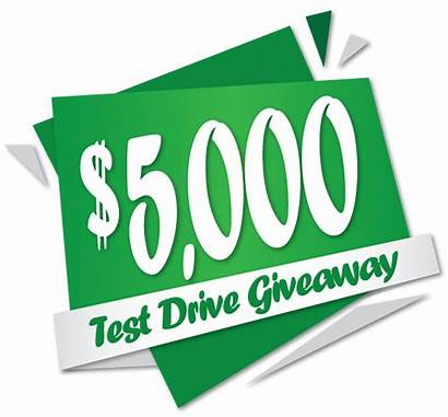Giveaway Test Drive Enter Win Easy