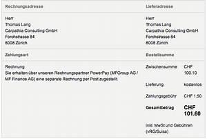Kunde Zahlt Rechnung Nicht : onlineshopping gegen rechnung reputationsrisiken bei abtretung der forderung erfahrungsbericht ~ Themetempest.com Abrechnung