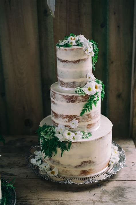 images  natural wedding cakes  pinterest