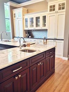 63 best kitchen backsplash ideas images on pinterest With kitchen colors with white cabinets with what kills stickers in the grass