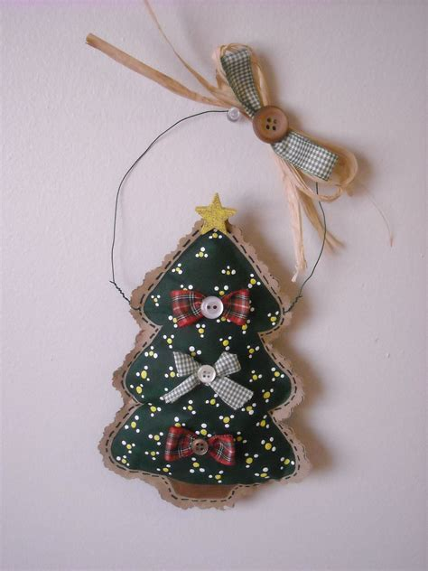christmas tree made out of ornaments tree made out of brown paper bag brown paper