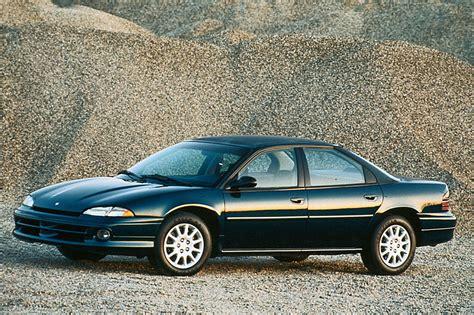 1993 Dodge Intrepid 1993 97 dodge intrepid consumer guide auto