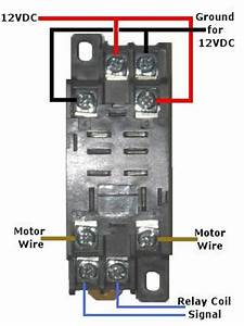 Dpdt Relay Wiring Diagram Basic : 12 volt double pole double throw relay quick connect socket ~ A.2002-acura-tl-radio.info Haus und Dekorationen