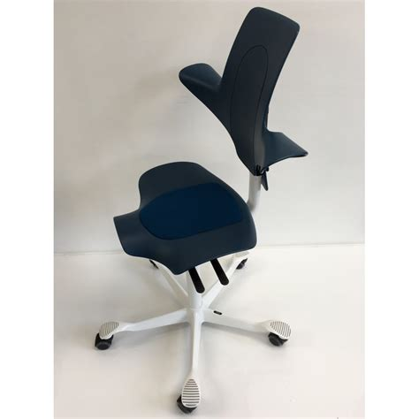 hag capisco puls 8010 petroleum edition stock chair