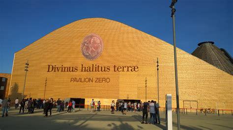 Ingressi Expo - padiglione zero la porta d ingresso verso l esposizione