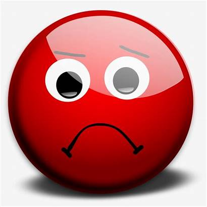 Faces Angry Sad Smiley Clipart Face Emoji