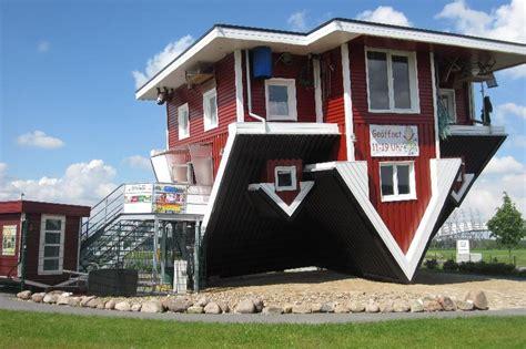 Sehenswürdigkeiten Lüneburg  Das Verrückte Haus