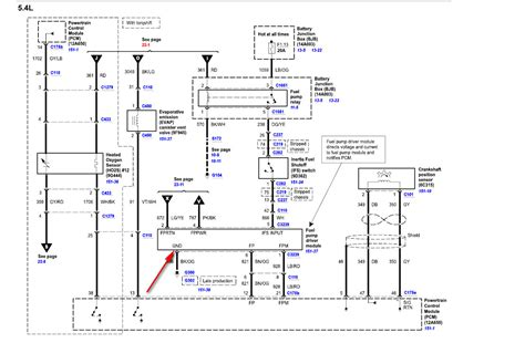 fuel module wiring diagram basic guide