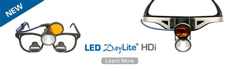 design for vision lightweight and wireless led dental headlights now with