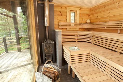 Haus Mit Sauna by Sunhouse Modern Prefab Includes Sauna Tiny House
